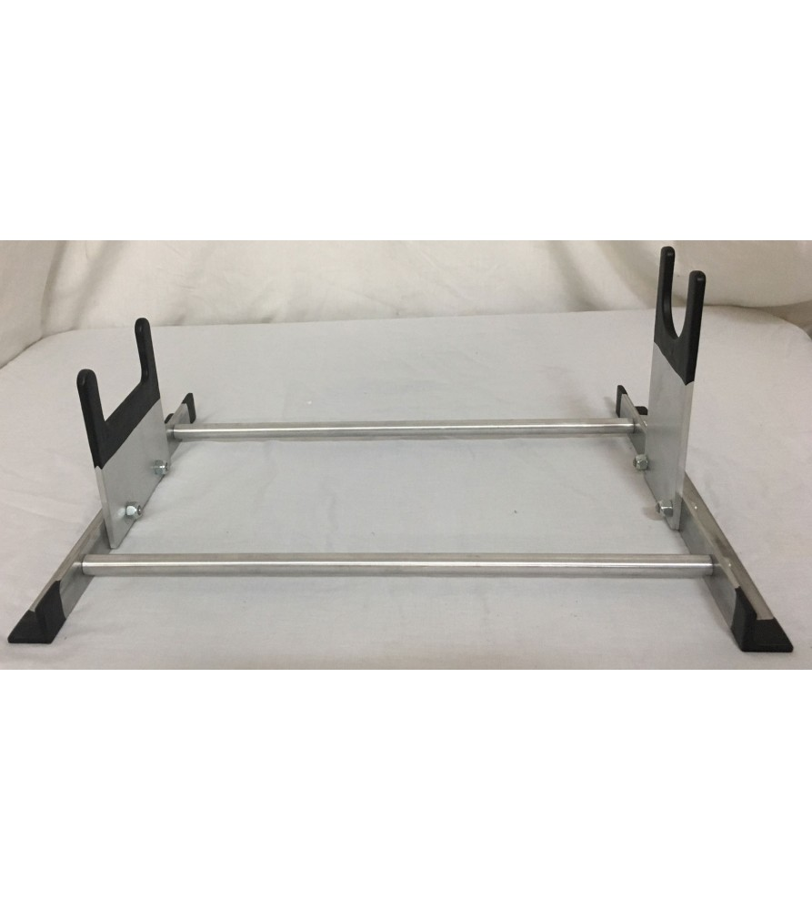 Cleaning Cradle Double Gun Kit by Arnold Machine  - 1