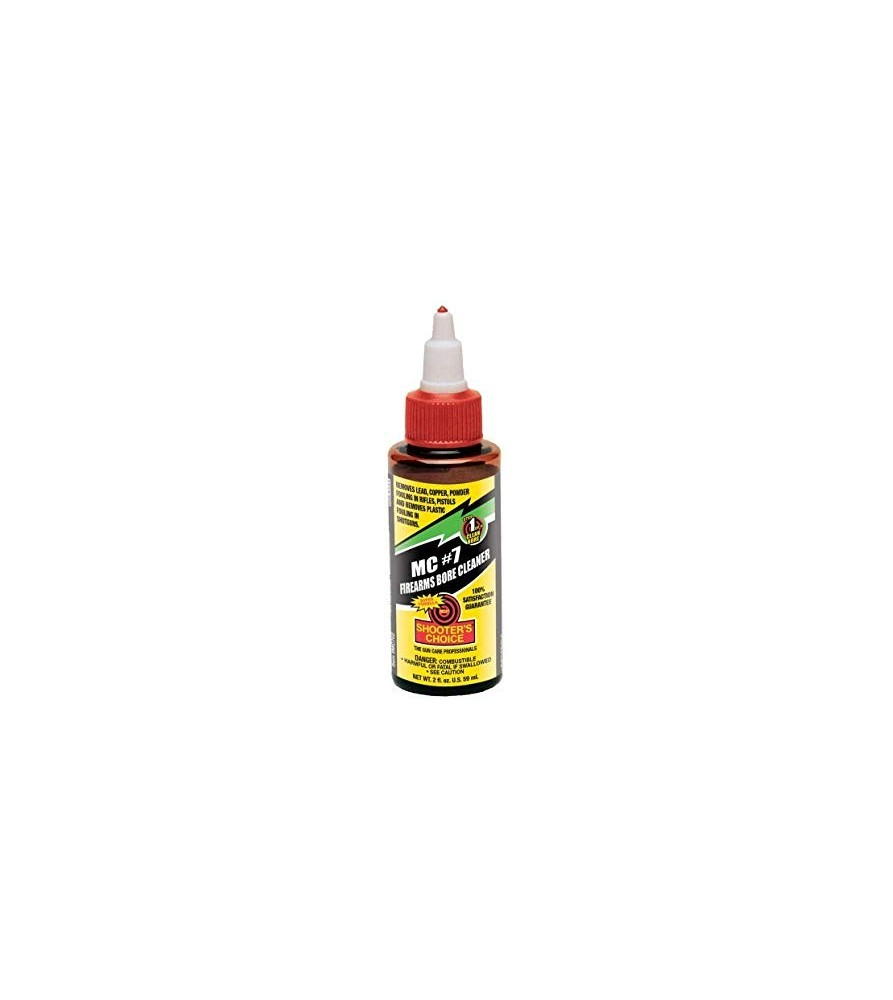 2oz Shooters Choice Bore Cleaner & Conditioner 2oz. Bottle