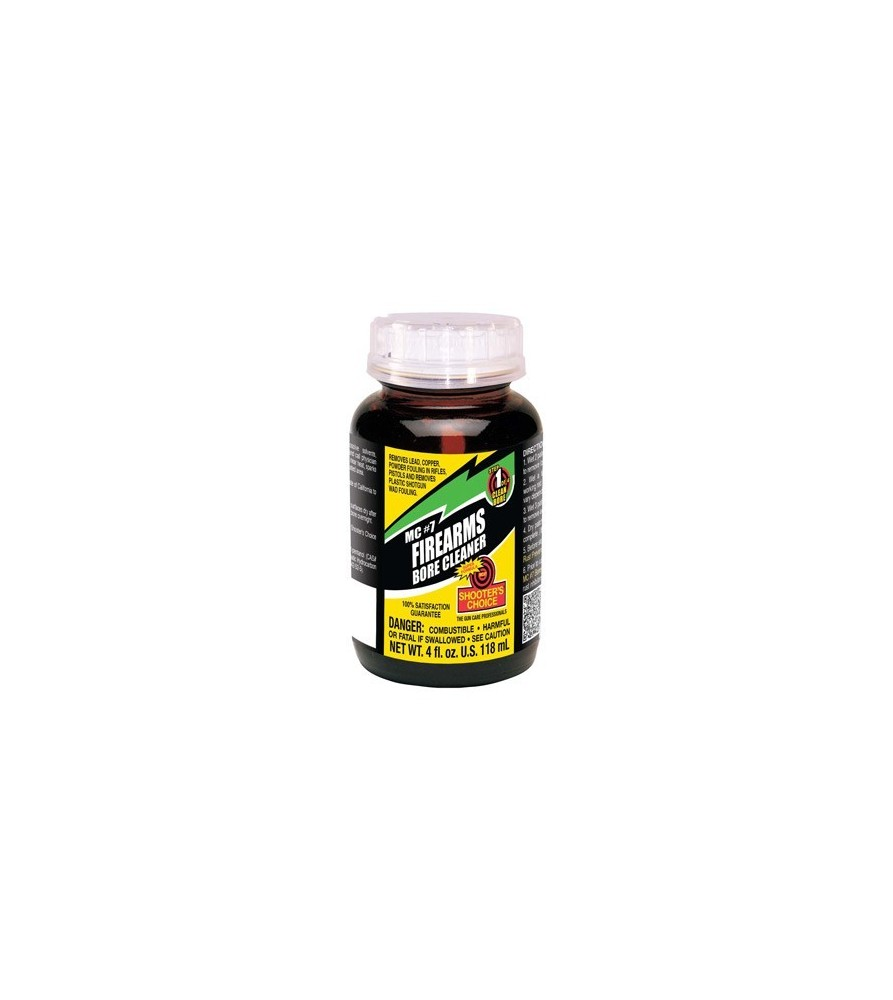 SHOOTERS CHOICE 4OZ Bore Cleaner & Conditioner