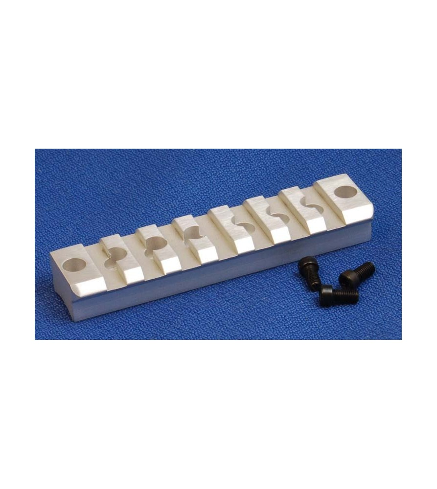 Front Scope Mount - No.6 Screws for X-III, X-3L, Turbo  - 1