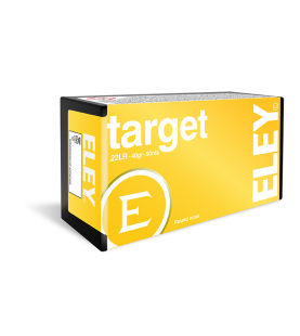 ELEY target box of 50