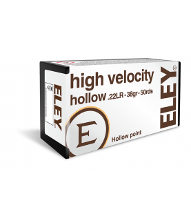 ELEY high velocity hollow...
