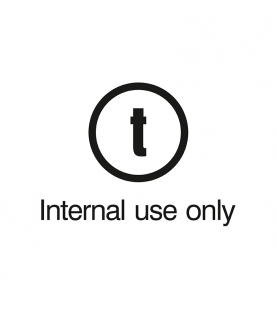 t-internal use only