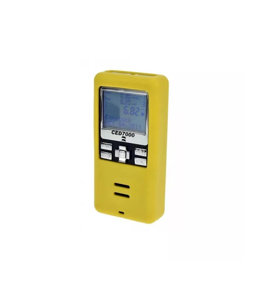 CED7000 Silicone Skin Yellow