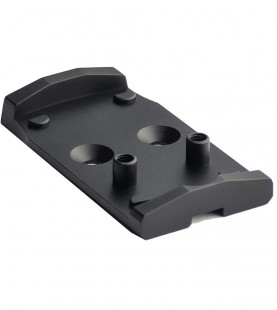 Walther Pistol Mount SMS/RMS Shield Sights - 1