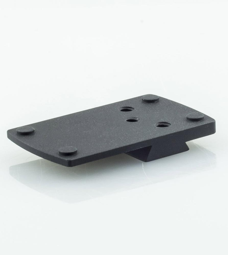 Slide Mount for Glock RMS/SMS Shield Sights - 1